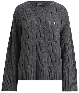 Polo Ralph Lauren (ポロ ラルフ ローレン) - [POLO RALPH LAUREN(ウィメンズ)] ドルマン ウール セーター
