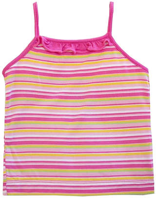 Kickee Pants Kickeepants Girls' Island Girl Stripe Top