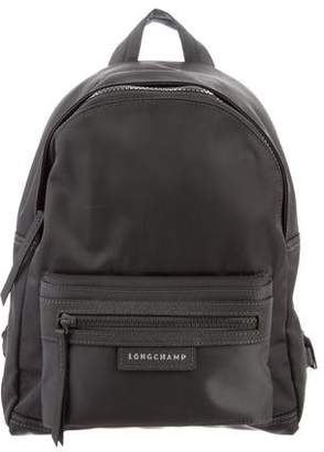 Longchamp Mini Nylon Backpack
