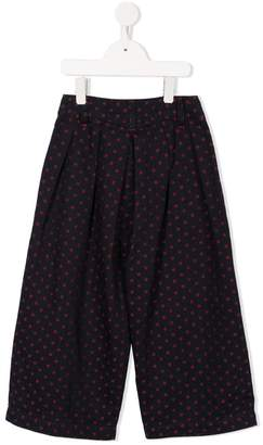 Go To Hollywood polka dot printed jeans