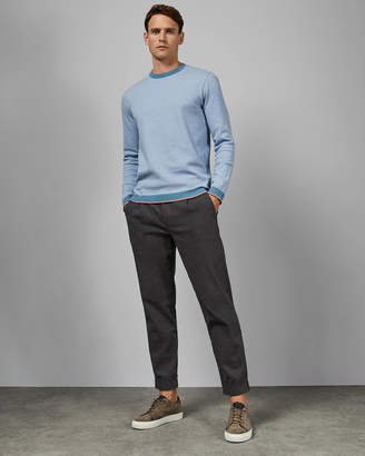 Ted Baker TOYDE Cotton crew neck sweater