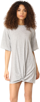 The Fifth Label Off Duty T-Shirt Dress $62 thestylecure.com