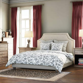 Three Posts Haysville Upholstered Platform Bed