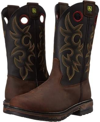John Deere Steel Toe Men's Work Boots