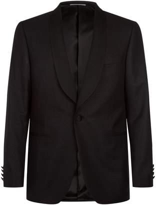 Canali Honeycomb Evening Jacket