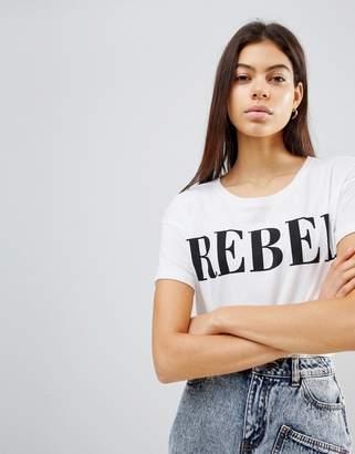 Noisy May Rebel Jersey Tee