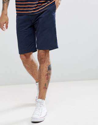 Jack Wills Widmore chino shorts in navy