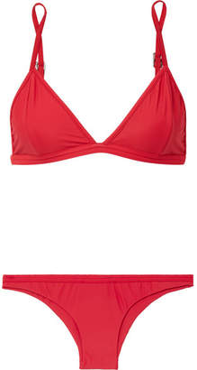 Haight - Triangle Bikini - Red