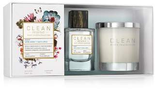 Garden Collection CLEAN Reserve Avant White Amber & Warm Cotton Holiday Gift Set ($180 value) - 100% Exclusive