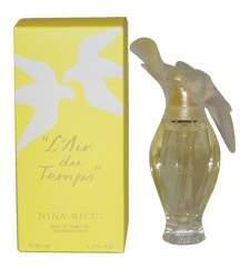 Nina Ricci W-1688 Lair du Temps by for Women - 1.6 oz EDT Spray