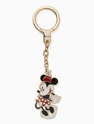 Kate Spade For Minnie Mouse Keychain