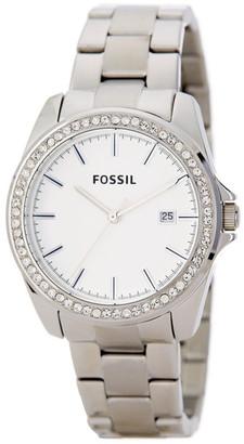 Fossil Women's Casual Bracelet Watch $125 thestylecure.com