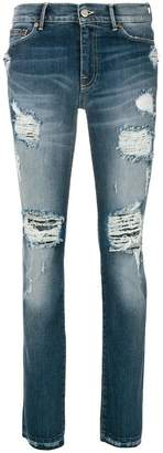 HTC Los Angeles distressed jeans