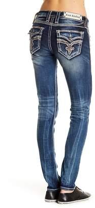 Rock Revival Jayla Sequin Accent Skinny Jeans