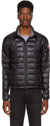 Canada Goose Black Hybridge Lite Jacket