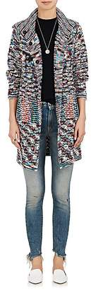 Missoni Women's Mixed-Knit Cashmere Cardigan