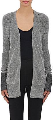 ATM Anthony Thomas Melillo Women's Fine-Gauge Knit Cardigan $395 thestylecure.com