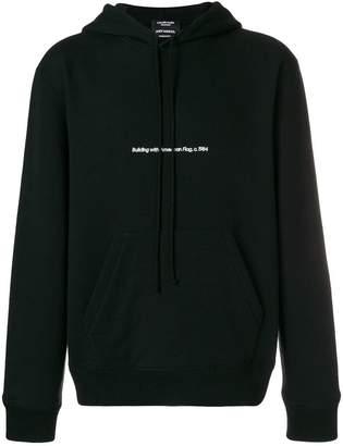 Calvin Klein x Andy Warhol Foundation Americana Flag-print hoodie