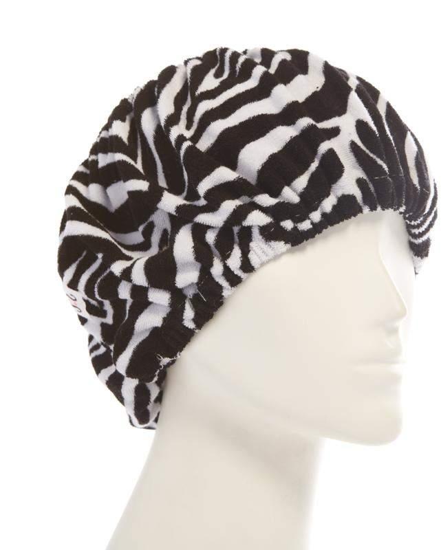 Tassi Hair Holder - Zebra