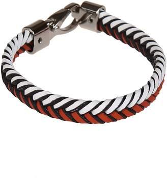 Tod's Braided Wrap Bracelet