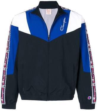 Champion logo band jacket