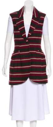 Thakoon Casual Striped Vest w/ Tags