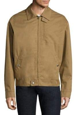 Stella McCartney Cotton Bomber Jacket