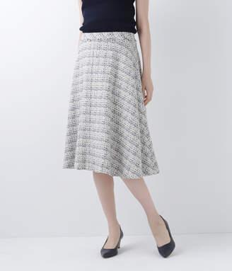 NEWYORKER women's 【店舗限定】サマーツイード フレアスカート