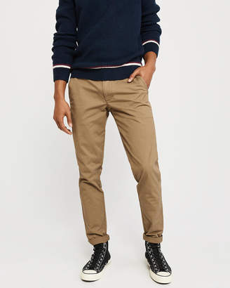 Abercrombie & Fitch Super Skinny Chino Pants