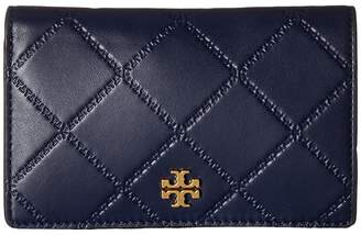Tory Burch Georgia Slim Medium Wallet Bill-fold Wallet