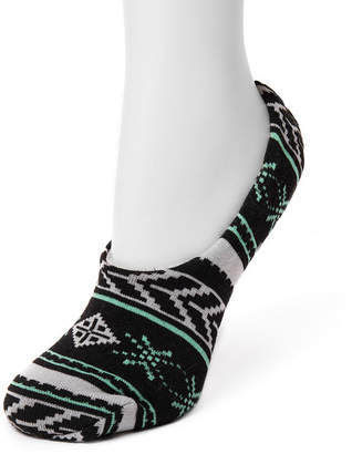 Muk Luks 1 Pair Slipper Socks - Womens