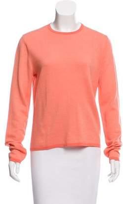 Michael Kors Wool Long Sleeve Top