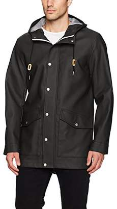 Levi's Men's Rubberized Rain Parka Jacket
