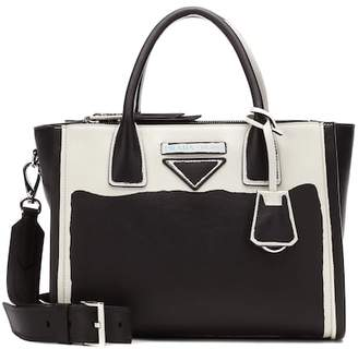 Prada Concept Galleria leather tote
