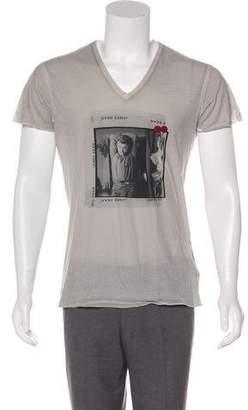 Dolce & Gabbana Woven James Dean T-Shirt