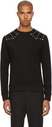Valentino Black Punk Sweatshirt