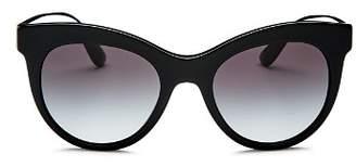 Dolce & Gabbana Women's Round Sunglasses, 51mm