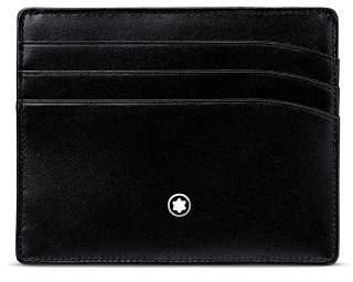 Montblanc Meisterstück Pocket 6 cc Leather Card Case
