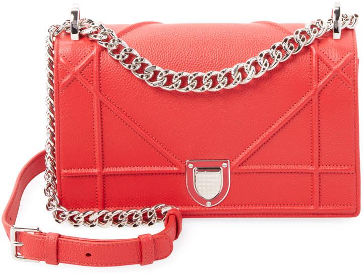 Dior Women's Raised Leather Crossbody