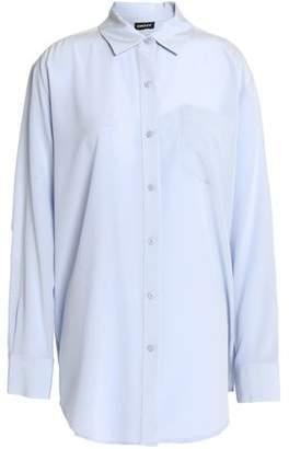 DKNY Silk-Blend Shirt