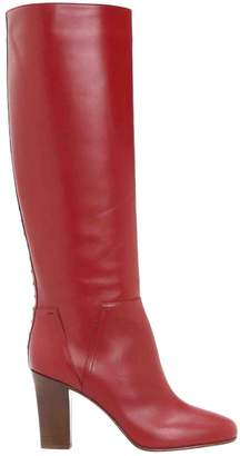 Valentino Leather boots