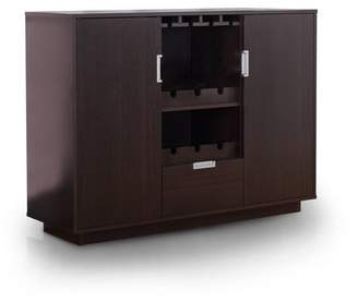 Furniture of America Angelo Modern Buffet, Espresso