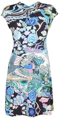 Hale Bob Taryn Jersey Dress