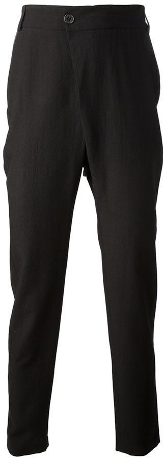 Damir Doma low crotch trouser
