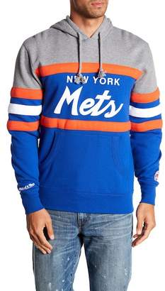 Mitchell & Ness New York Mets Head Coach Hoodie