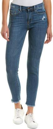 Sneak Peek Medium Dark High-Rise Skinny Leg
