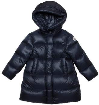 Moncler Long Quilted Coat