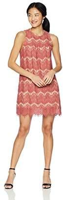 Speechless Allover Lace Shift Dress (Junior's)