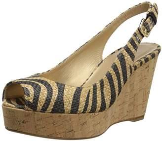Stuart Weitzman Women's Jean Wedge Sandal