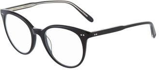 Garrett Leight Dillon 50 Round Acetate Optical Glasses